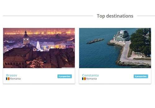 Je Top Destinations
