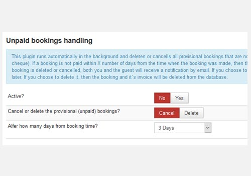 Jomres the Online Booking System for Joomla and WordPress