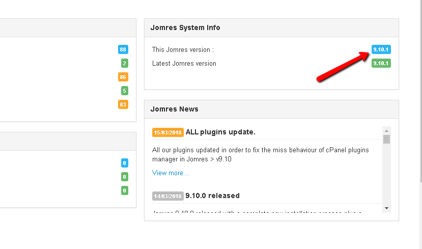 Jomres the Online Booking System for Joomla and WordPress - I can't